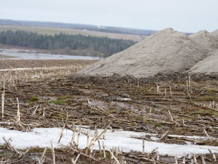 Impact of Biosolids on First Nations Way of Life