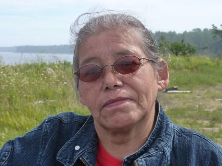 Maurina Beadle had to drop the fight to close down a pulp mill that was polluting her community in order to care for her disabled son. Photo by Moira Peters